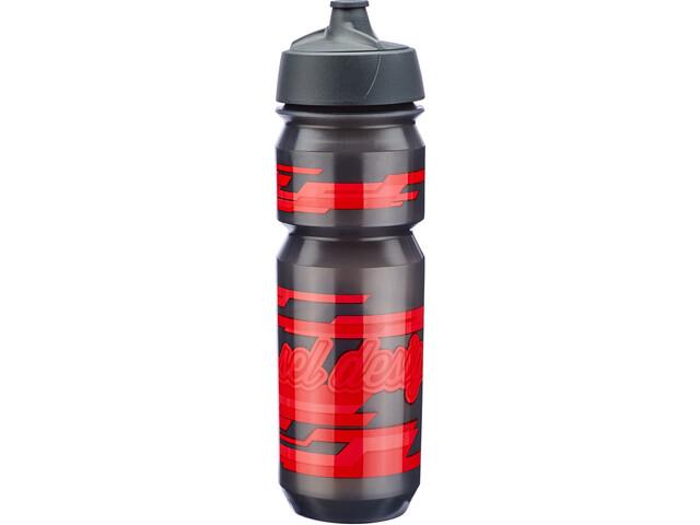Riesel Design bot:tle 700ml, zwart/rood